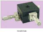 V-Grooved Translation Stage - TCS60XY-06A